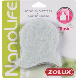 ZOLUX Gąbka do czyszczenia kol biały