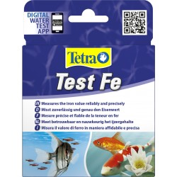 Tetra Test Fe 10 ml + 16,5g