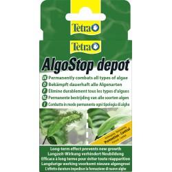 Tetra AlgoStop Depot 12 tab