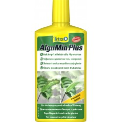 Tetra AlguMin Plus 500 ml - śr zwalczający glony w płynie