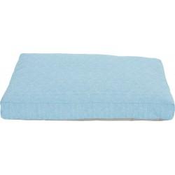 *- ZOLUX Poducha ze zdejmowanym pokrowcem LEVIKA 90 cm kol niebieski