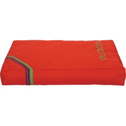 *- ZOLUX Poducha ze zdejmowanym pokrowcem OUTDOOR 100 cm kol pomarańczowy