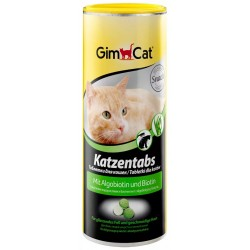 GIMCAT KATZENTABS ALGOBIOTIN tabletki dla kotów z algobiotyną 710szt 6