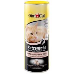 GIMCAT KATZENTABS MASCARPONE tabletki dla kotów z serem 710szt 6