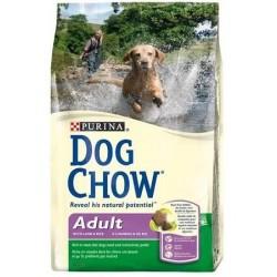 PURINA DOG CHOW Adult Lamb & Rice +1lat 2,5kg