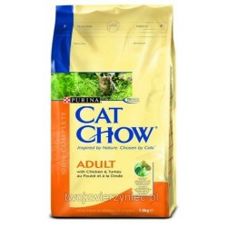 PURINA CAT CHOW Chicken & Turkey