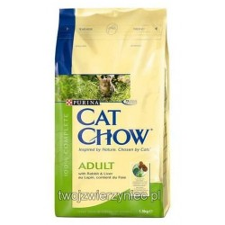 PURINA CAT CHOW Rabbit & Liver