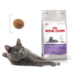 ROYAL CANIN Sterilised +7