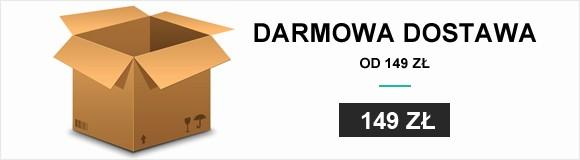 Darmowa dostawa od 149 zł